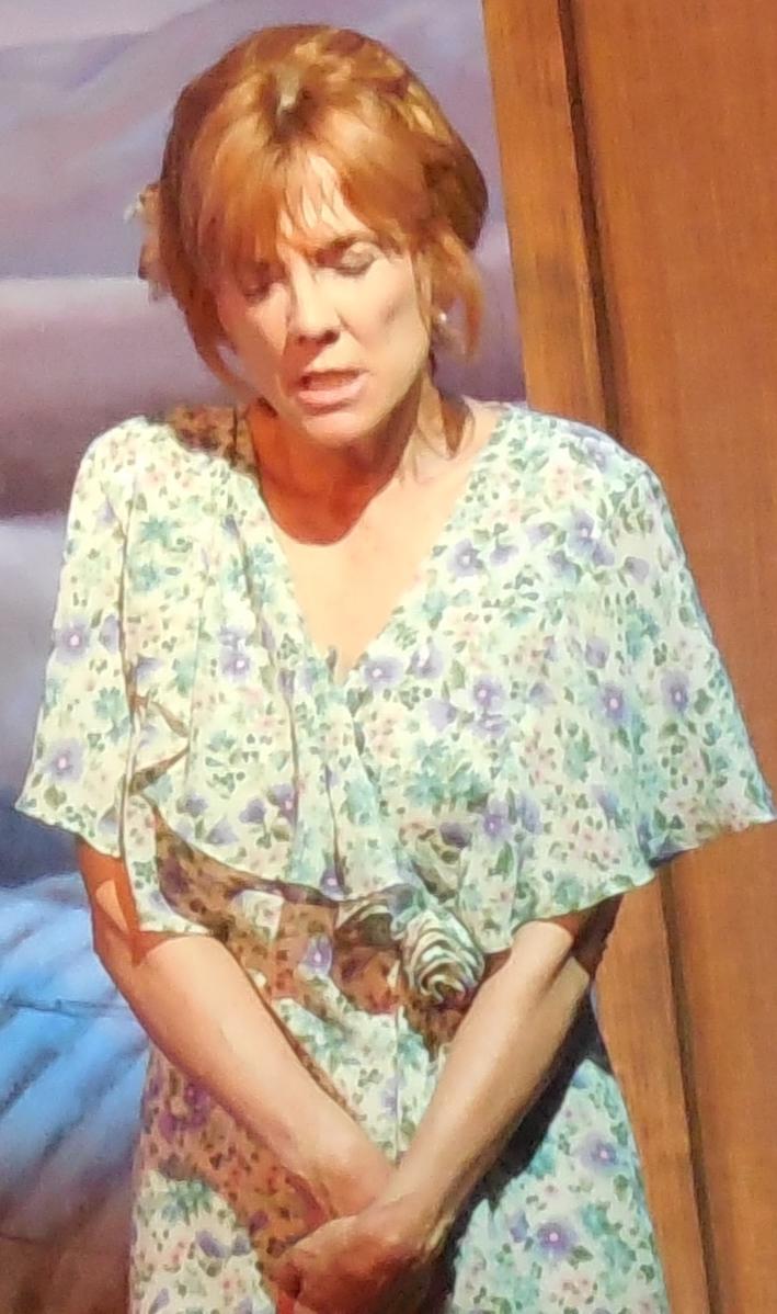 Kat Shepherd stars as Lizzie Currie in The Rainmaker, 2013