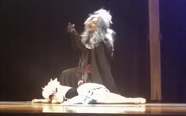 KBS The Sorcerer, Snow White 4